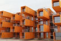 architecture multi residential