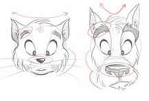 Cartoon & Character design