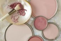 DUSTY, BLUSH and POWDER PINK TONES