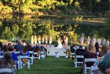 "VENUE / Hyatt Regency Lost Pines / Rated a ""Top Family Hotel"" in the United States, this scenic venue is not only beautiful but can accommodate plenty of guests on-site.  / by Your Best Friend Wedding Coordinating"