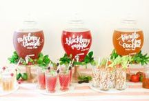 Non-Alcoholic Drinks / Non-Alcoholic Drink options for your wedding or event