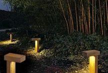 Garden & Patio Lighting Favourites / Illuminate your garden with beautiful outside lights.