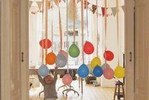 Kindergeburtstag - Ideen | Party time / Ideen für den Kindergeburtstag: Geburtstagskuchen & Deko für die perfekte Kinder-Party ❤️