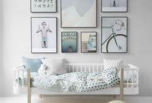 Kinderzimmer-Möbel & Accessoires | kid's room furniture / Skandinavische Kindermöbel, Kinderzimmer-Dekoration und Tipps zur Babyzimmer-Gestaltung ❤️