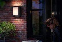 State-of-the-art Wall Lights for Outdoors / Illuminate your facade with state-of-the-art wall lights! Outside wall lights have two important functions: They ensure security, but also, reinforce the personal taste of the owner. Happy pinning!