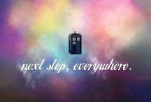 Doctor Who / by Multi Fandoms