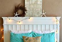 Beach House Decorating Ideas for Homeowners / Beach Decorating Ideas!!! / by Elliott Coastal Living