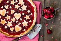 dessert, cakes, food