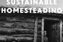 Homesteading & Rural Living / Everything you need to know, from making the decision to living the life.