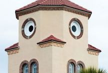 Architecture: Weird/Whimsical / Weird, Wacky, Whimsical and sometimes Wonderful buildings and other construction projects.