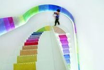 Architecture: Staircases / Interesting and unusual indoor and outdoor staircases from around the world.