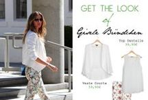 GET THE LOOK OF ....