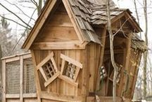 Architecture: Fun Treehouses / Interesting and fun treehouses