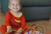 Learning for little ones / Fun learning activities for toddlers and preschoolers. Ideas for ages 2-5.