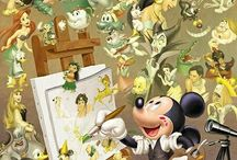 Disney/Pixar/Dreamworks