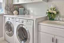 LAUNDRY / Laundry rooms done right.