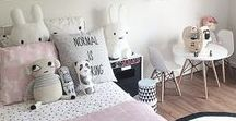 CHILDREN'S ROOMS / A collection of ideas for designing children's bedrooms.
