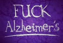 ALZHEIMER'S~DEMENTIA (JS) / Learning about ALZ  / by Karlyn Farris