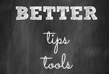 Kitchen tips & tricks / Tips to make cooking easier and quicker. Kitchen hacks that every cook should know.