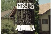 Funny Tear-Off Signs / Tear-Off Signs