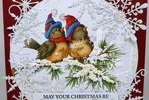 OCS - Christmas / ONECRAZYSTAMPER.COM - Handmade cards of Christmas