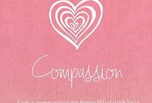 All About Compassion / Videos and Graphics that show the power of compassion.