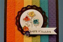 Art: DIY Cards-Birthday / DIY Birthday Cards
