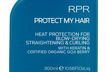 RPR Hair Styling / Salon Hair Styling Product. Made in Australia with high performance botanical actives and blend with advanced science for great results.