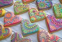 Food: Cookie Art / Decorated cookies too beautiful to eat