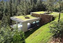 Architecture: Sustainable / Environmentally sustainable housing and other buildings and structures.