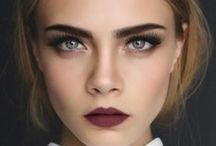 Make Up Inspo / Some stunning make up looks to inspire your special night out preparations.