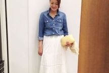 Fashion:ロングスカート