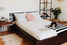 bedrooms / by sarah ▽