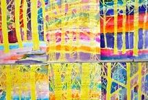 Art teaching / by Carolyn Jenkins