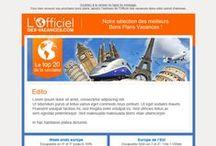 E-mailing & Newsletter