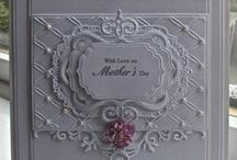 Tied Together Embossing Folder | #CoutureCreations / one of Couture Creations most popular and versatile embossing folders #CoutureCreations
