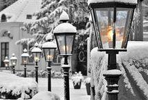 winter wonder land .. let it snow let it snow let it snow