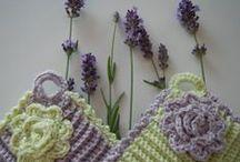 crochet & knit dishcloths