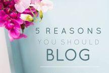 Blogosphere / Blog related pins.