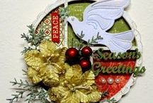 Merry Little Christmas | #couturecreationsaus / Christmas Dies for every papercrafting project