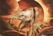 William Blake /  un  des grands artistes  que j'aime