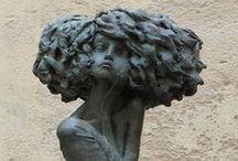 sculpture Valérie Hadida