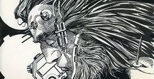Desenho - Barry Windsor Smith