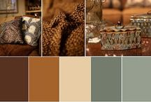 Color ways & palettes / by Miranda Betsy
