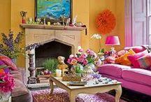 Interior Design / Inspiration  / by Julie