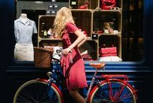 Ines de la Fressange x Pelago // Le vélo de la Parisienne / Ines de la Fressange Paris x Pelago - the real Parisian bicycle