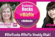#BizRocks #BizFix Blabs / #BizRocks #BizFix Blabs Emma Burford Chats with Guests