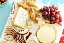 The Cheese Board / Everything you need to construct a cheese plate.