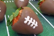 Super Bowl Party Ideas / Looking to throw a killer Super Bowl party? Here are our favorite Pinterest-worthy ideas that we've seen.