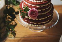 Naked Cakes / Naked wedding cakes.